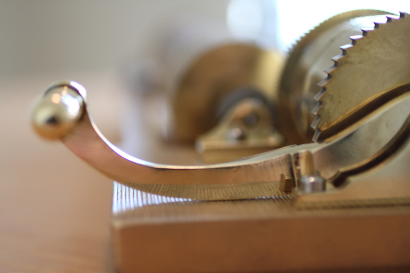Winding handle